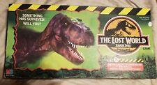 Jurassic Park The Lost World board game 1996 Milton Bradley Almost complete