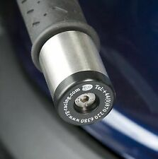 Triumph 1050 Sprint ST & GT R&G Racing Bar End Weights Sliders | BE0019BK