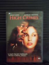 High Crimes (DVD, 2005, Sensormatic)