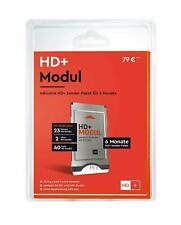 HD+ CI Modul inkl. HD+ Sender-Paket (geeignet für 4K / UHD) - Laufzeit 6 Monate