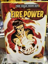 Fire Power #1 Fcbd Image Skybound Comic Book