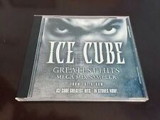 New Ice Cube - Greatest Hits Mega Mix Sampler Promo CD DPRO-81618 Guerilla Mob