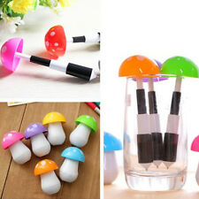 Korea Style Creative Stationery Colorful Mushroom Shaped Ball Point  Funny