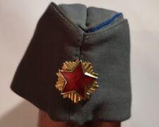 Yugoslavian Police Titovka Cap M 55 Milicija  Yugoslavia SFRJ
