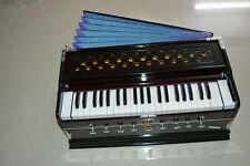 Ensemble De 4 Harmonium 9 Bouchon Chudidaar Bellow 42 Clé Deux Roseau Basse Mâle