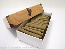 """INCENSE REFILL 70 BALSAM FIR STICKS 2"""" Paine's lodge style SACHET scented pine"""