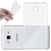Etui Coque Gel UltraSlim TPU Clare Silicone Samsung Galaxy Grand Prime SM-G530F