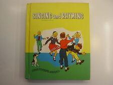 Singing and Rhyming, Ginn & Co Primer, 1957