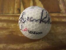 Loren Roberts Golfer Autographed Signed Wilson Hope Golf Ball PGA Tour
