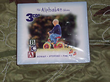 BCA The Alphabet Series (3 CDS Boxed Set Platinum CD 2002) Songs,Stories,Fables
