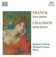 Franck / Ludwig / Le - Piano Quintet in F minor [New CD]