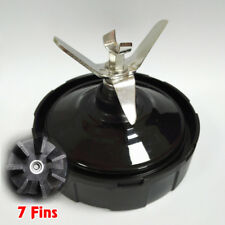 Replacement Part 7 Fins Pro Extractor Blade Assembly For 900W 1000W Nutri Ninja