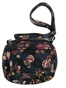 Vera Bradley Carson Mini Shoulder Bag - Garden Dream