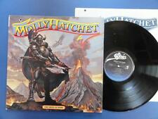 MOLLY HATCHET  THE DEED IS DONE  epic  84 usa Lp nr MINT STUNNING