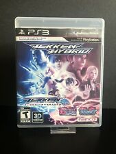 Tekken Hybrid PS3 Game (Sony PlayStation 3, 2011) Tested - Free Shipping