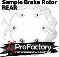 KAWASAKI KX250F KX 250F frein arrière rotor disque Pro Factory BRAKING 2004-2013