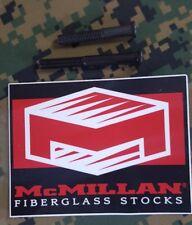 Remington 700 BDL Allen/Hex Head Extended Trigger Guard Screw Set Blue/Black New