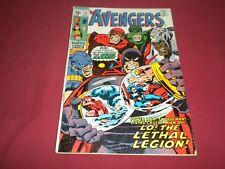 Ba1 Avengers #79 marvel 1970 bronze age 3.5/4.0 comic!