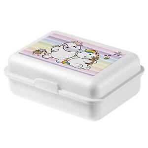 """Pummel & Friends Brotdose Lunchbox """"Zebrasus"""" NEU/OVP"""