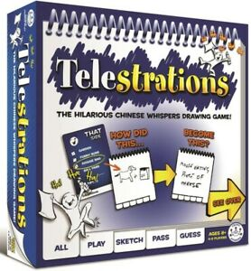 NEW Telestrations from Mr Toys