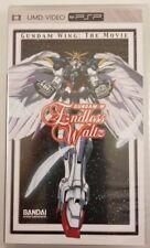 Gundam Wing Endless Waltz Movie UMD Playstation PSP *Brand New/Sealed*