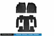 MaxLiner A0043/B0044 MAXFLOORMAT All Weather Floor Mat Enclave Front/Rear Black
