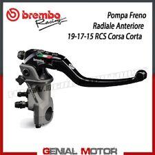 Vorne Radialbremspumpe Brembo Racing 19RCS Kurze Fahrt - PR 19x18-20