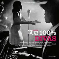 100% DIVAS COLLECTION JAZZ-NINA SIMONE,PEGGY LEE,DIANA KRALL...  2 VINYL LP NEU