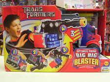 TRANSFORMERS OPTIMUS PRIME BIG RIG BLASTER 82488