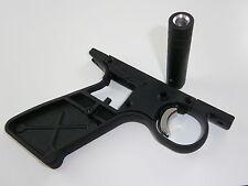 Custom Black MUZZLE BRAKE ALUMINUM ACCENTS for Crosman 2240 2300 Durable Coating