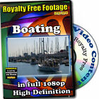 Boating - HD Royalty Free Video Stock Footage, Personal