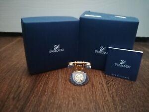SWAROVSKI MEMORIES TELEPHONE FIGURINE 180408 IN GREAT CONDITION COA + BOX