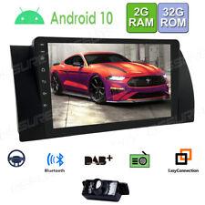 """For BMW E39 E53 X5 M5 E38 Android 10 Car Radio 9"""" GPS Navigation System Wifi 2GB"""