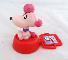 Snoopy's Girlfriend McDonalds Toy Snoopy Dog Peanuts Figure Figurine Cake Topper