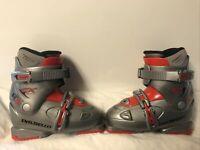 Dalbello CX 2R Kids Ski Boots - Size 3.5 / Mondo 21.5 Used