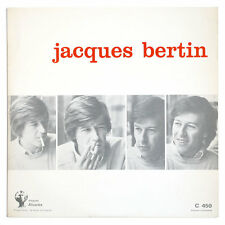 JACQUES BERTIN french disques alvares C450 STEREO LP