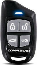 Compustar MAX IT Remote Start & Alarm for manual transmition w/ 2 remotes