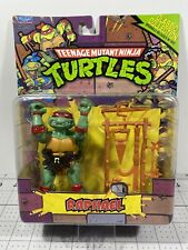 Teenage Mutant Ninja Turtles Classic Collection Raphael TMNT MOC Action Figure