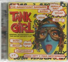 Original Soundtrack TANK GIRL NEW CD BJORK devo JOAN JETT L7 Portishead ICE-T
