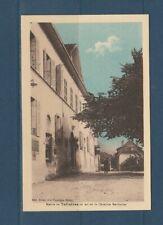 FRa carte 1er jour Berthollet  sur carte mairie de  74 Talloires  1958