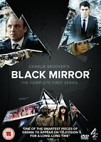 Charlie Brooker  Black Mirror: The Complete First Series DVD  Season 1 1ST ONE +