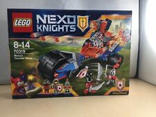 LEGO Nexo Knights Macy's Thunder Mace 70319