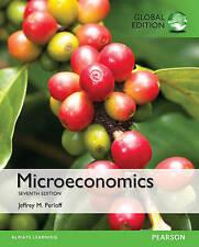 Microeconomics 7E by Jeffrey Perloff (Paperback, 2015) ISBN:9781292056531
