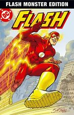 DC MONSTER EDITION: Flash 1 Allemand Print-on-Demand (US 189-200) Panini 2004