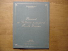 Catalogue de Vente aux Encheres 1994 COLLECTION FAMILLE PRINCIERE Hotel George V