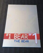 Ty Beanie Babies Series Ii S2 Blue Hologram Rare Bear Card 289 #1 Bear 0789/6667