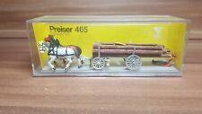 Modellbau 465 Preiser Langholzwagen Maßstab 1:90
