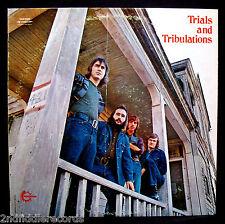 TRIALS AND TRIBULATIONS-Psych Rock Promo Album-VANGUARD #VSD-6565