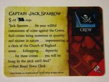 Pirates PocketModel Game - 058 CAPTAIN JACK SPARROW
