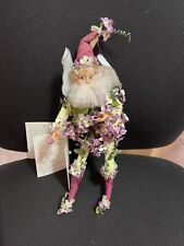 """Collectible Mark Roberts Lilacs Fairy 9"""" 51-61636 Limited Edition 437 of 3,000"""